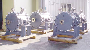 SEC Heat Exchangers compact spiral heat exchanger picture 6